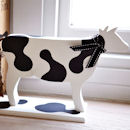Cow Bookend